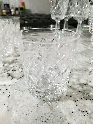 Waterford Crystal Kinsale Old Fashioned Glasses