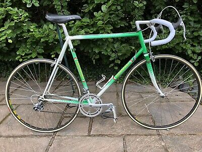 2f88f4dbb32 Vintage 1980's Giovanni Reynolds 531c Gents Large 60cm Bicycle Road Bike