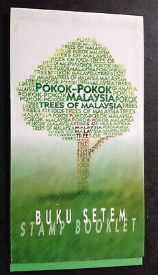 Malaysia 1999 Booklet With All 20 Stamps Mint Mnh