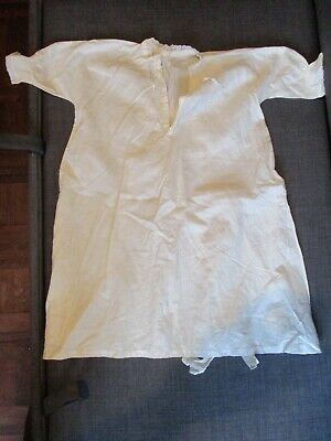 Original Victorian Gown possibly Christening Antique Collectable Vintage
