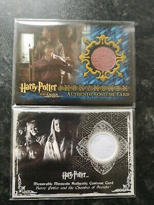 Harry potter Artbox Costume Cards Harry Potter 237/540 Ginny Weasley 334/670