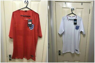 England Football World Cup 2018 Shirt Jersey Home White/Red Colour SALE UK Sell