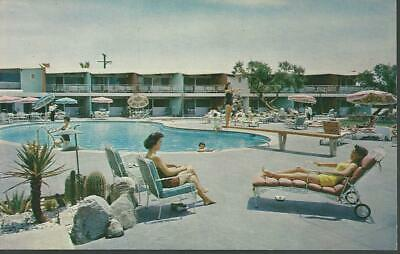 Desi Arnaz Western Hills Hotel at indian Wells Country Club, Palm Springs, Ca.