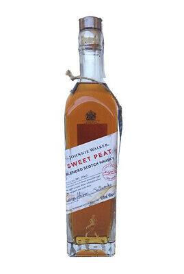 BOTELLA WHISKY JOHNNIE WALKER SWEET PEAT BLENDER'S BATCH RARE · (50cl, 40,8%)