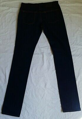 844f534e38e YSL Yves Saint Laurent Jeans - Long Straight Leg - Blue Indigo - Used Once