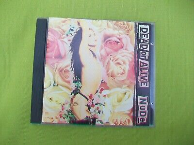 Dead Or Alive - Nude - 9 Track Cd - Condition - Excellent