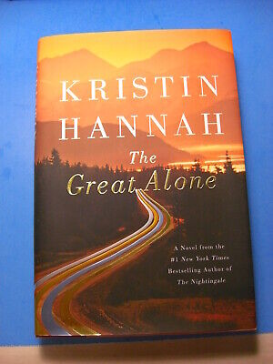 The Great Alone by Kristin Hannah: Hard Back Used