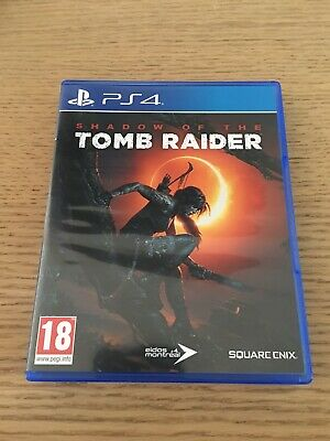 Shadow Of The Tomb Raider -  New Sony Ps4 Game