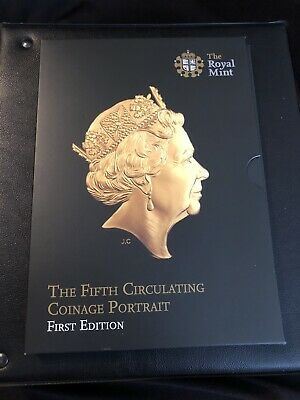 2015 Royal Fifth Circulating Coin Portrait First Edition Collection.