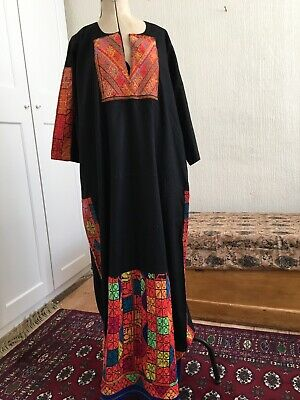 "Authentic Kaftan 48"" Chest Mens Heavy Tapestry"
