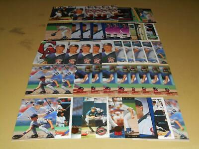 1993 Upper Deck-Finest lot of 100 JT SNOW RCs Rookie! ANGELS-YANKEES! BV$$$