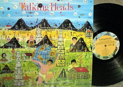 VINYL LP TALKING Heads - More Songs About Buildings and Food