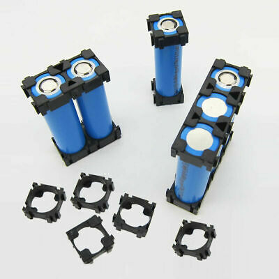 18650 Lithium Battery Combination Holder Pack Parts Li-ion Cell Fixture Bracket