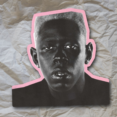 Tyler the Creator Igor Sticker Golf wang Music Decal Wolf Gang Hip Hop Rap