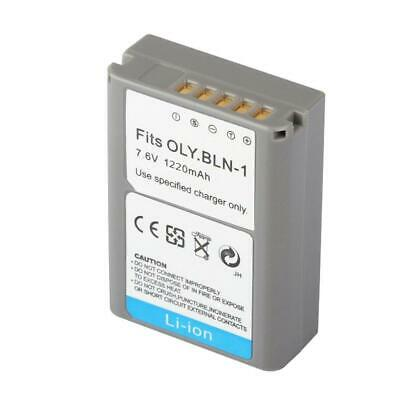 BLN-1 1220mAh 7.6V Rechargeable Li-ion Battery Suitable For OLYMPUS OM-D/E-M5 DN