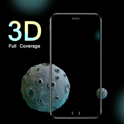 For iPhone 7 Plus Gorilla Tempered Glass 3D Curved Film Full Screen Protector UK