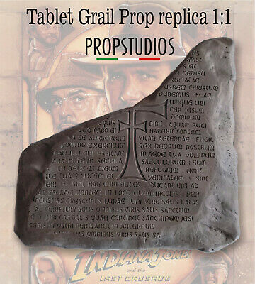 Tablet Grail - Indiana Jones and the Last Crusade Prop Replica Scale 1:1
