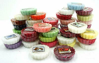 Yankee Candle Scented Tart Wax Melts USA RARE SCENTS