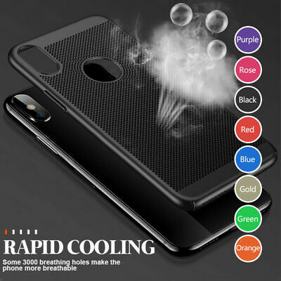 Ultra Slim Heat Dissipate Phone Case For Samsung Galaxy S10 S9 S8 Plus S7 Note 9