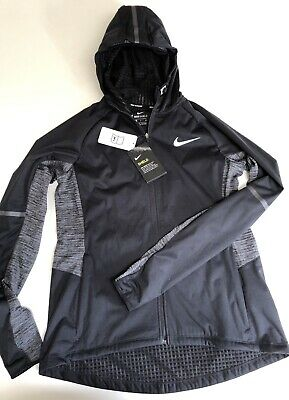 ORIG €200 NIKE Therma Shield Damen Laufjacke Running Jacket S Women's Black