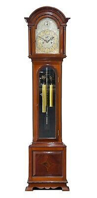 Gillett & Johnston Whittington Quarter Chiming Regulator Longcase Clock Elliott