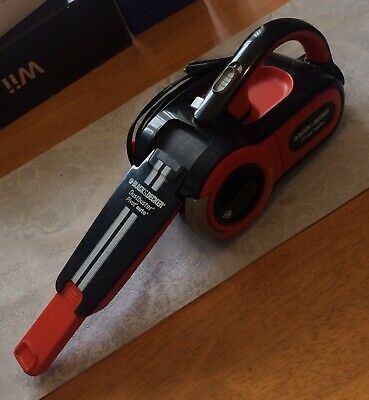 Car Hoover Vac Black & Decker Pivot Auto