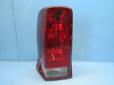 02 03 04 05 06 Cadillac Escalade Driver/Left Side Rear Tail Light Lamp Oem