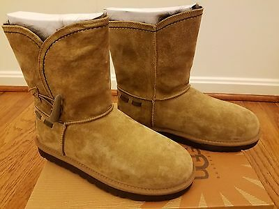 c675ce85c91 UGG 1008043 MEADOW Women's Chestnut Boots New In Box - $97.49 | PicClick