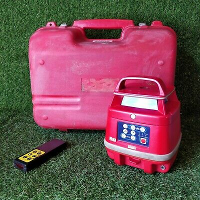 Datum Duo Self Levelling Rotary Laser Level. S&R. '1663