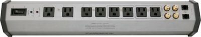 Furman PST-8D 15A 8 Outlet Surge Protector Linear AC Power Conditioner