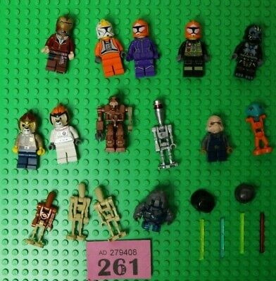Lego Minifigures Star Wars + other genres? #261