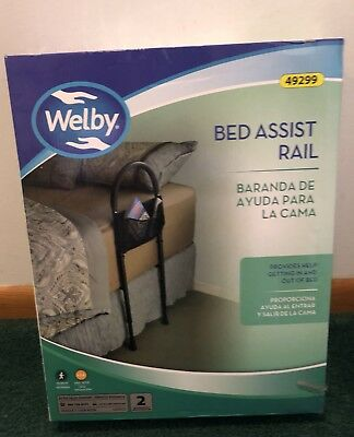 Welby Bed Assist Rail Safety Rail