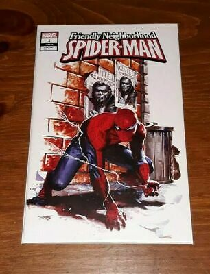 Friendly Neighborhood Spider-Man #1 Dell'otto Trade Dress HOT!!!!