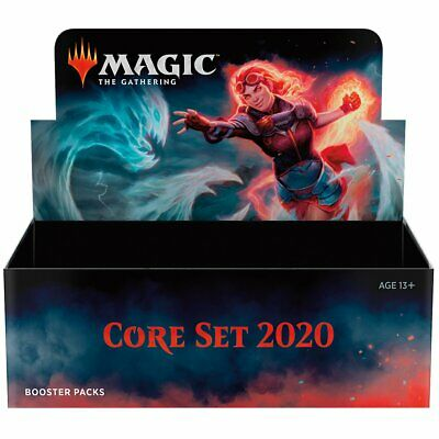Magic the Gathering MTG Core 2020 Booster Box W/ 36 Booster Packs