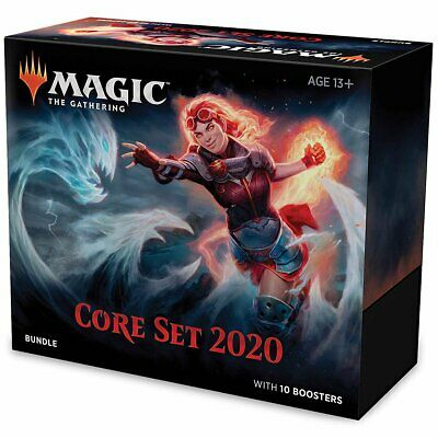Magic the Gathering MTG Core 2020 Bundle