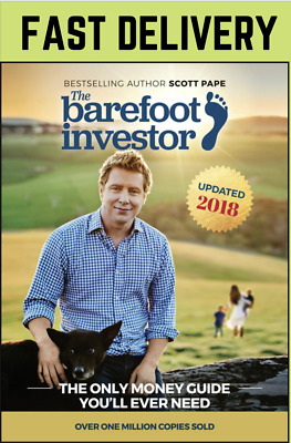 The Barefoot Investor 2018 Edition By Scott Page - PDF & EPUB *FAST DELIVERY*