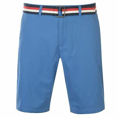 lace up in famous brand classic styles PIERRE CARDIN MENS Chino Shorts Colbalt Blue Button Zip ...