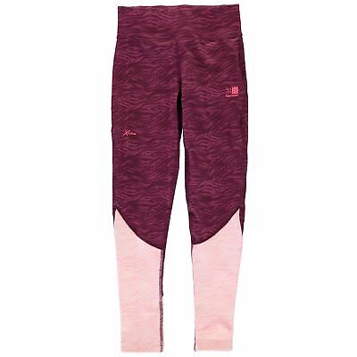 Karrimor Kids Girls X Lite Tights Junior Performance Pants Trousers Bottoms