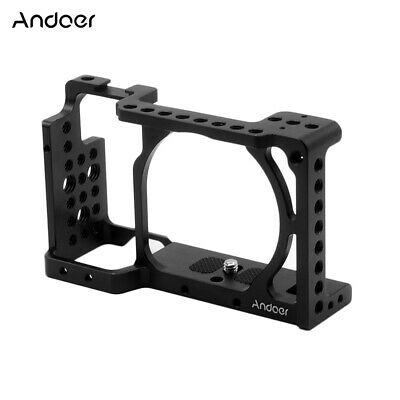 Andoer Protective Video Camera Cage Stabilizer Protector for Sony A6000 A6300