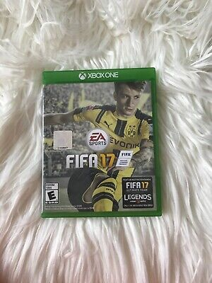 EA sports FIFA 17 - Xbox One VideoGames