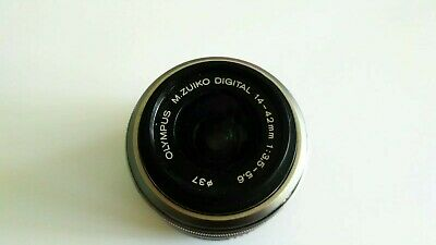 olympus m.Zuiko Digital 14-42mm f/3.5-5.6 II R MSC LENS great condition woow