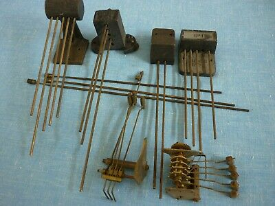 Antique Westminster Chime Clock Gong Spares. Parts.