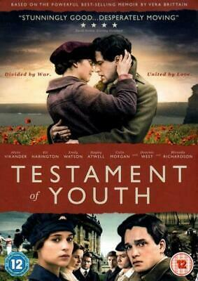 Testament of Youth DVD (2015) Kit Harington