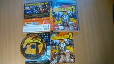 PS3 Borderlands 2 (II) ACTION RPG/FPS GAME GEARBOX SOFTWARE SONY PLAYSTATION 3