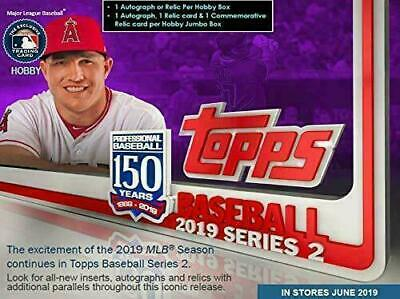 2019 TOPPS SERIES 2 #'S 501-700  ( ROOKIE RC's, STARS ) - WHO DO YOU NEED!!!