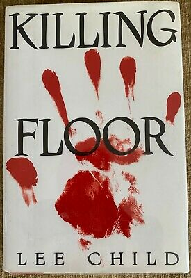 Killing Floor by Lee Child-First Edition/Dust Jacket - Signed