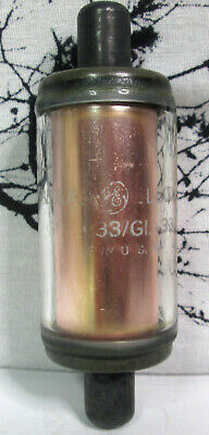Vintage General Electric GE GL-1L33 GL-33 Fixed Vacuum Capacitor