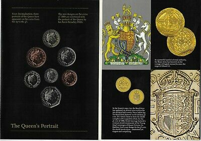 Great Britain 2008 Brilliant Uncirculated Coin Set And Case