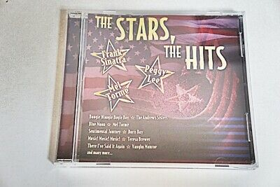 The Stars The Hits- Frank Sinatra / Peggy Lee / Mel Torme-Cd