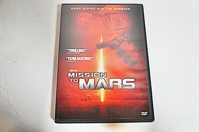 Mission To Mars Dvd / Gary Sinise